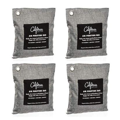California Home Goods Bamboo Charcoal Air Purifying Bag