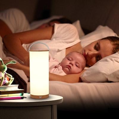 TaoTronics Rechargeable Bedside Lamp