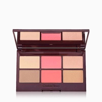 Glowing, Pretty Skin Palette Face Palette