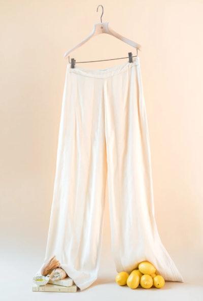 The Ada Tailoring Linen Viscose Pants