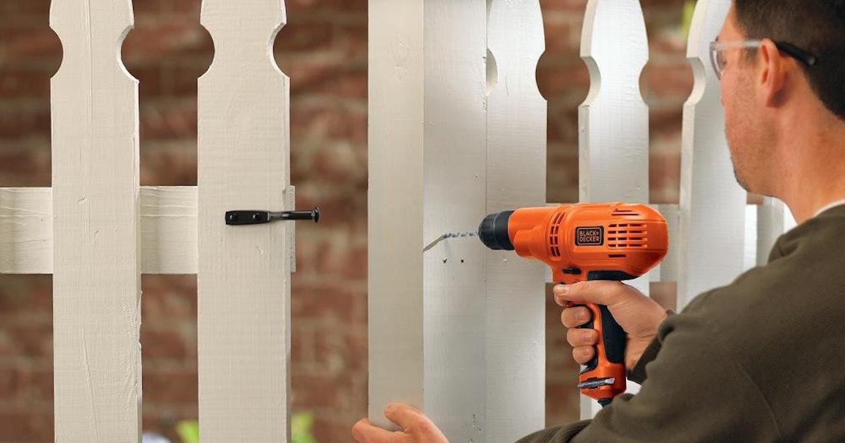 The 4 best power drills