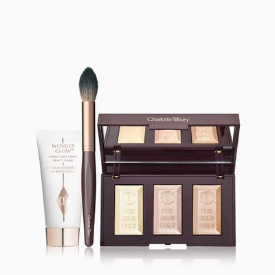 Sun-Kissed Glowing Skin Kit Makeup Kit