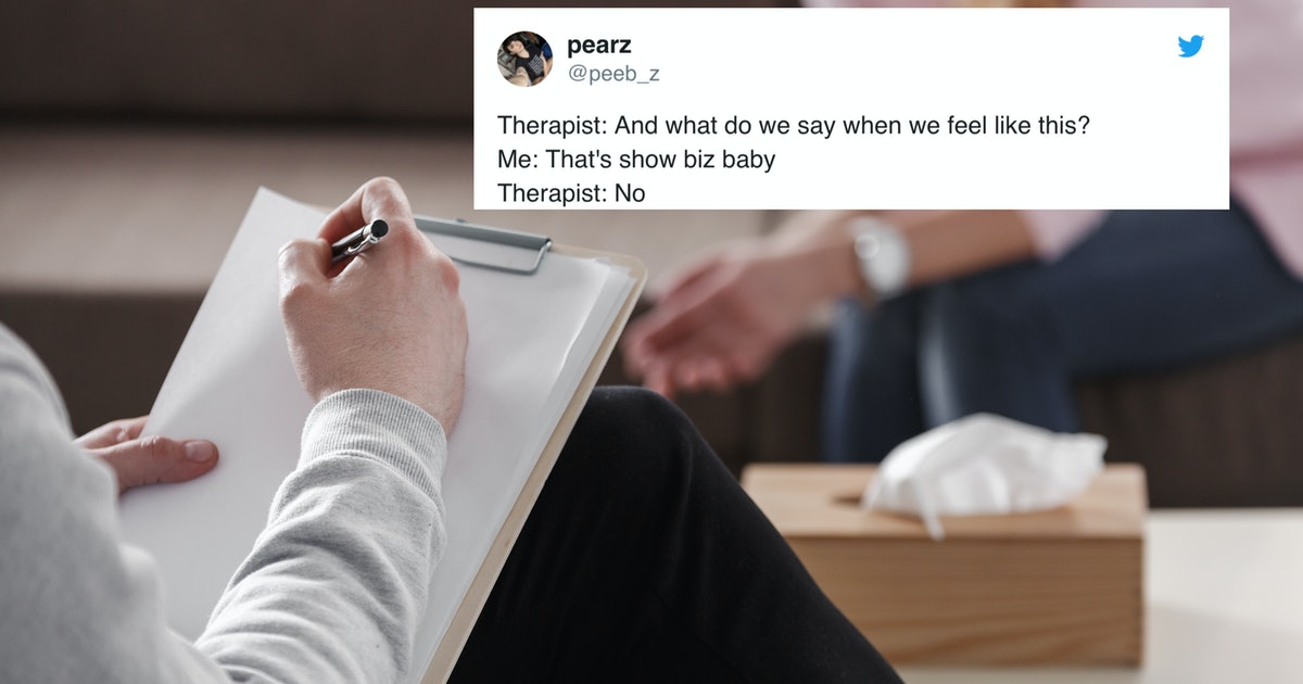 These Memes About Disappointing Your Therapist Are Too Relatable