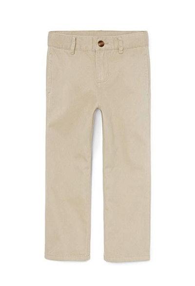 Boys' Uniform Chino Pants