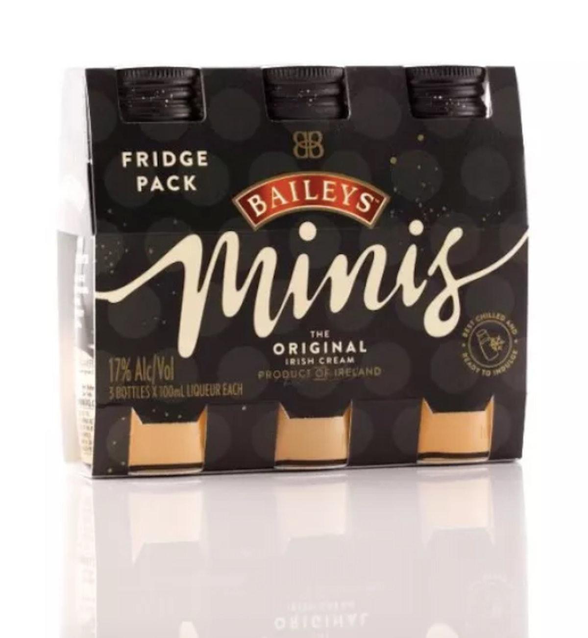 Baileys Minis 3pk/100ml Bottles