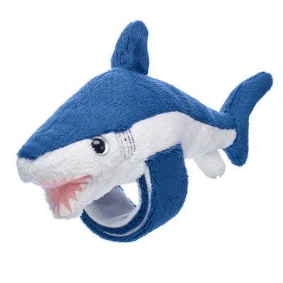 Blue Shark Slap Bracelet