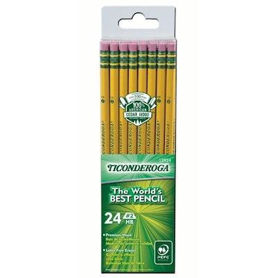 Ticonderoga Pencils 24-ct