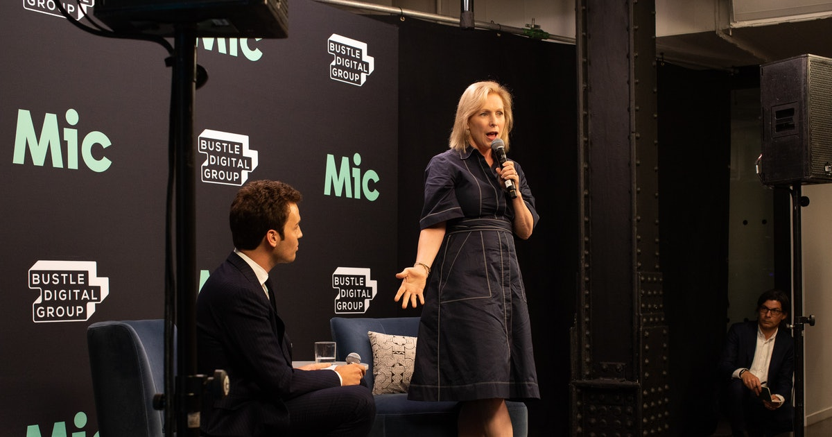 18 Kirsten Gillibrand quotes that prove she's a candidate to watch
