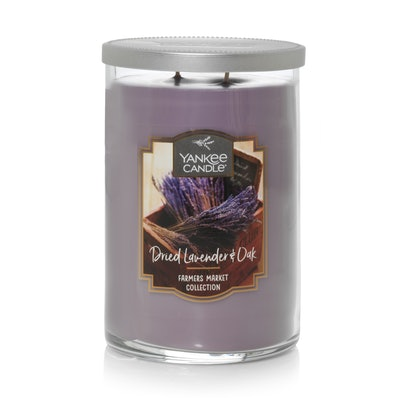 Dried Lavender And Oak