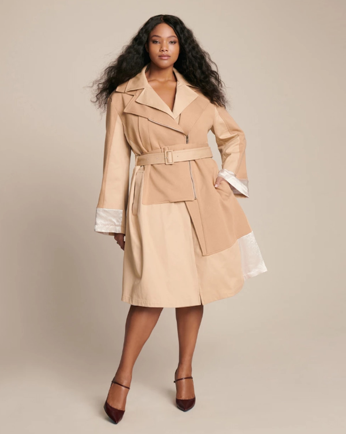 Deconstructed Trench