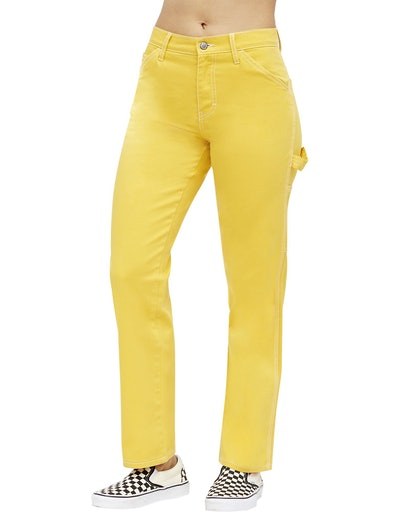 Juniors' Relaxed Fit Carpenter Pants