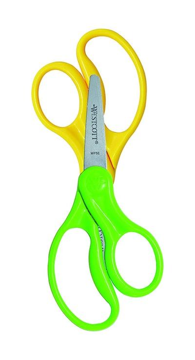 "Wescott 5"" Pointed Kids Scissors (2 pk)"