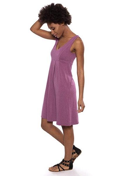 Texere Empire Waist Layering Dress