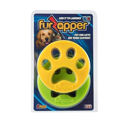 FurZapper Pet Hair Remover for Laundry (2-Pack)