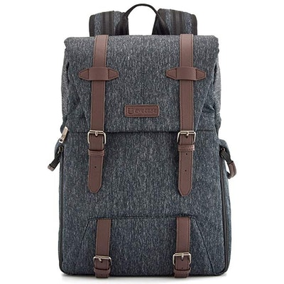 Evecase Water Resistant DSLR Camera Backpack