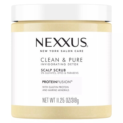 Nexxus Clean and Pure Scalp Scrub