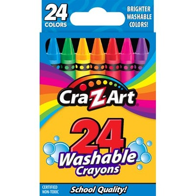 Cra-Z-Art Washable Crayons
