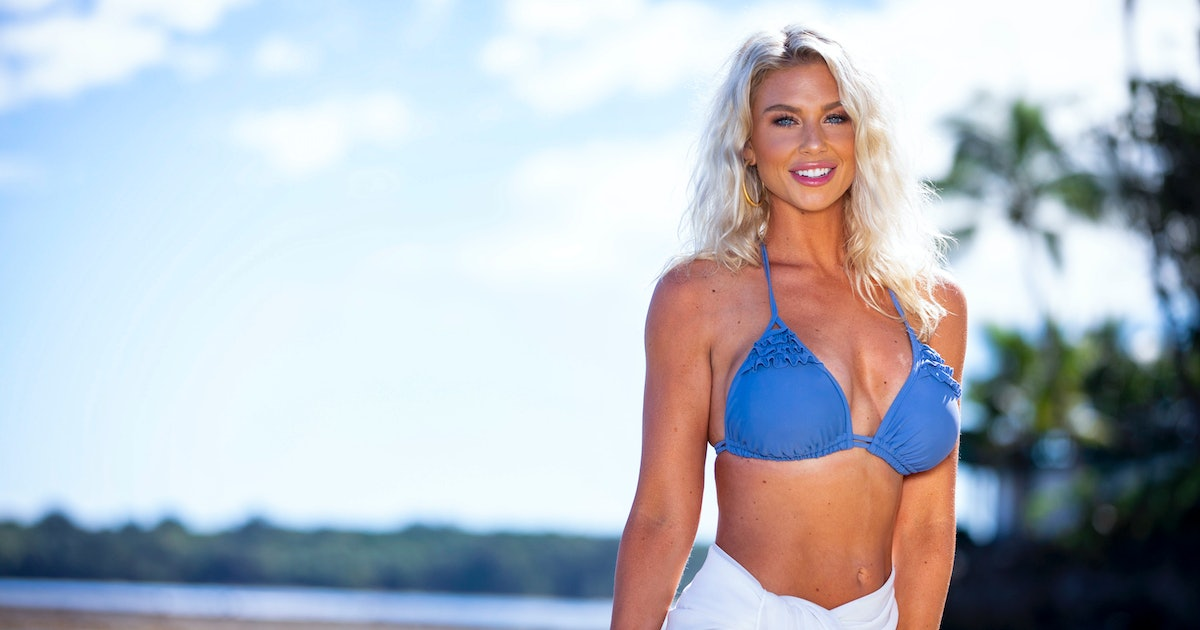 Who Is Kelsey On 'Love Island' U.S.? She's A Beach Bum At Heart