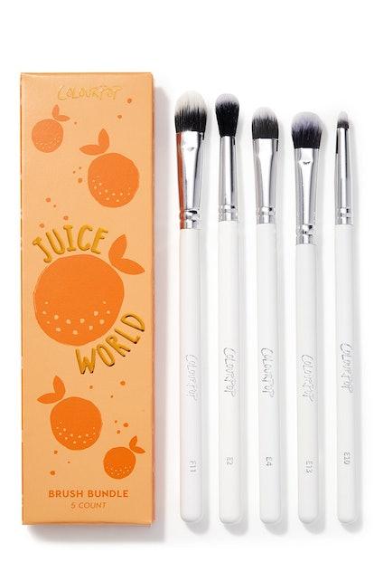 Juice World Brush Set