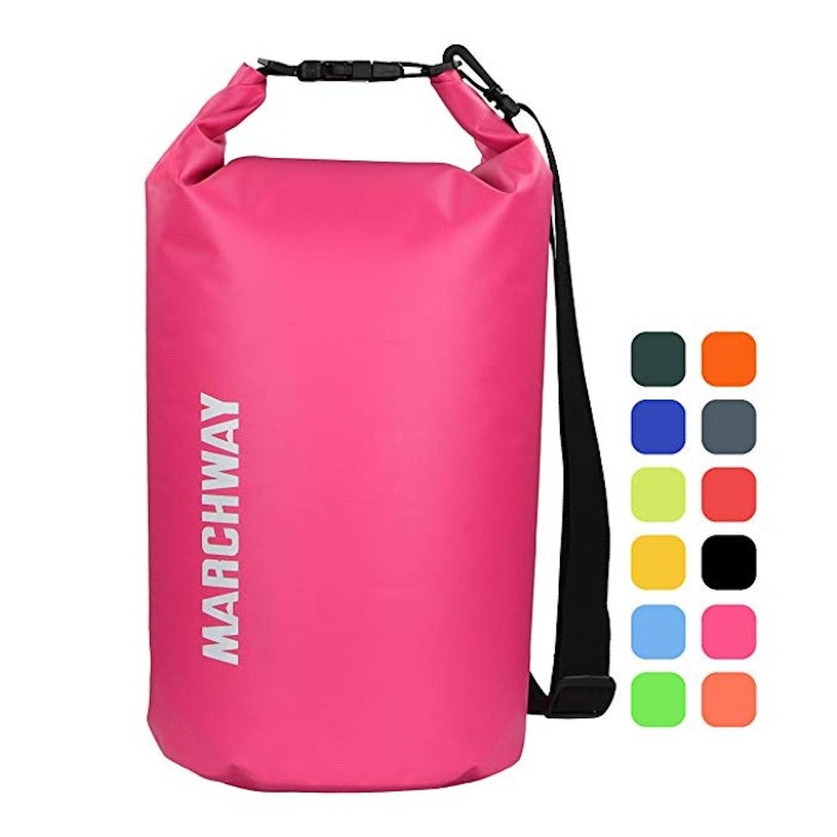 MARCHWAY Floating Waterproof Dry Bag