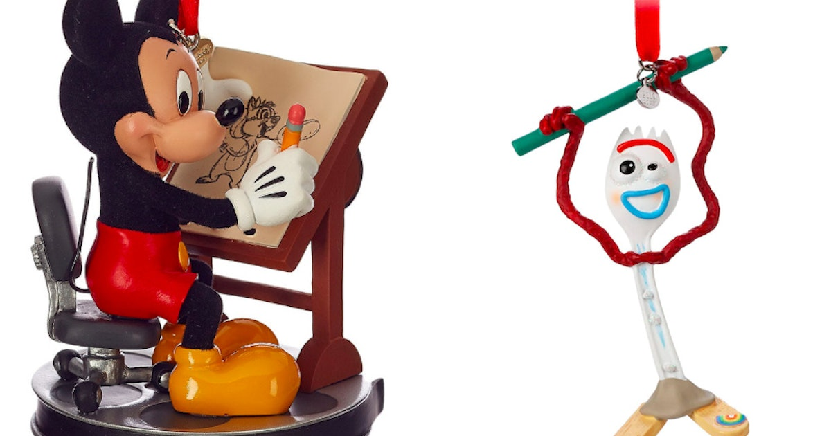 Here's Where To Get Disney's 2019 Christmas Ornaments For A Head Start On The Holiday