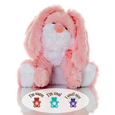 Sootheze Rosey Bunny Rabbit