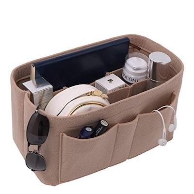 Luxury Felt Bag Organizer