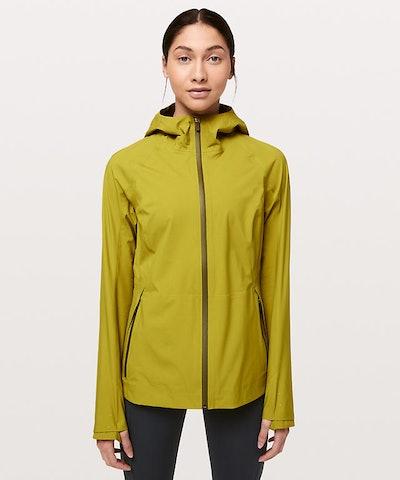 The Rain Is Calling Jacket II