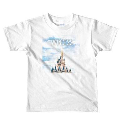 Twincess Toddler T-Shirt
