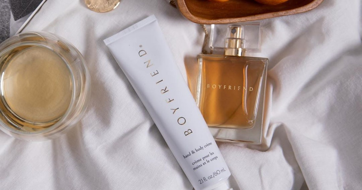"Boyfriend By Kate Walsh Smells Like ""Cozy, Sexy Love,"" She Says"