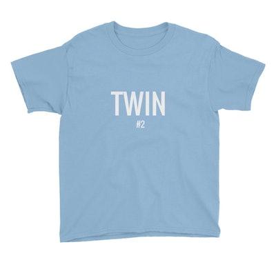 Twin #2 Boy's T-Shirt