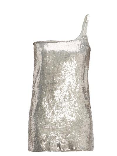 Gucci 1998 Sequinned Mini Dress