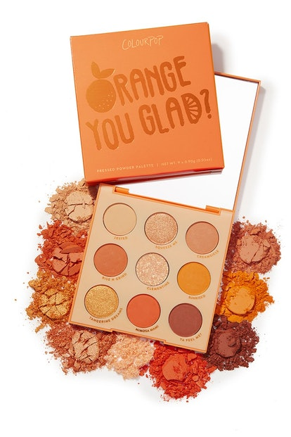 Orange You Glad? Shadow Palette