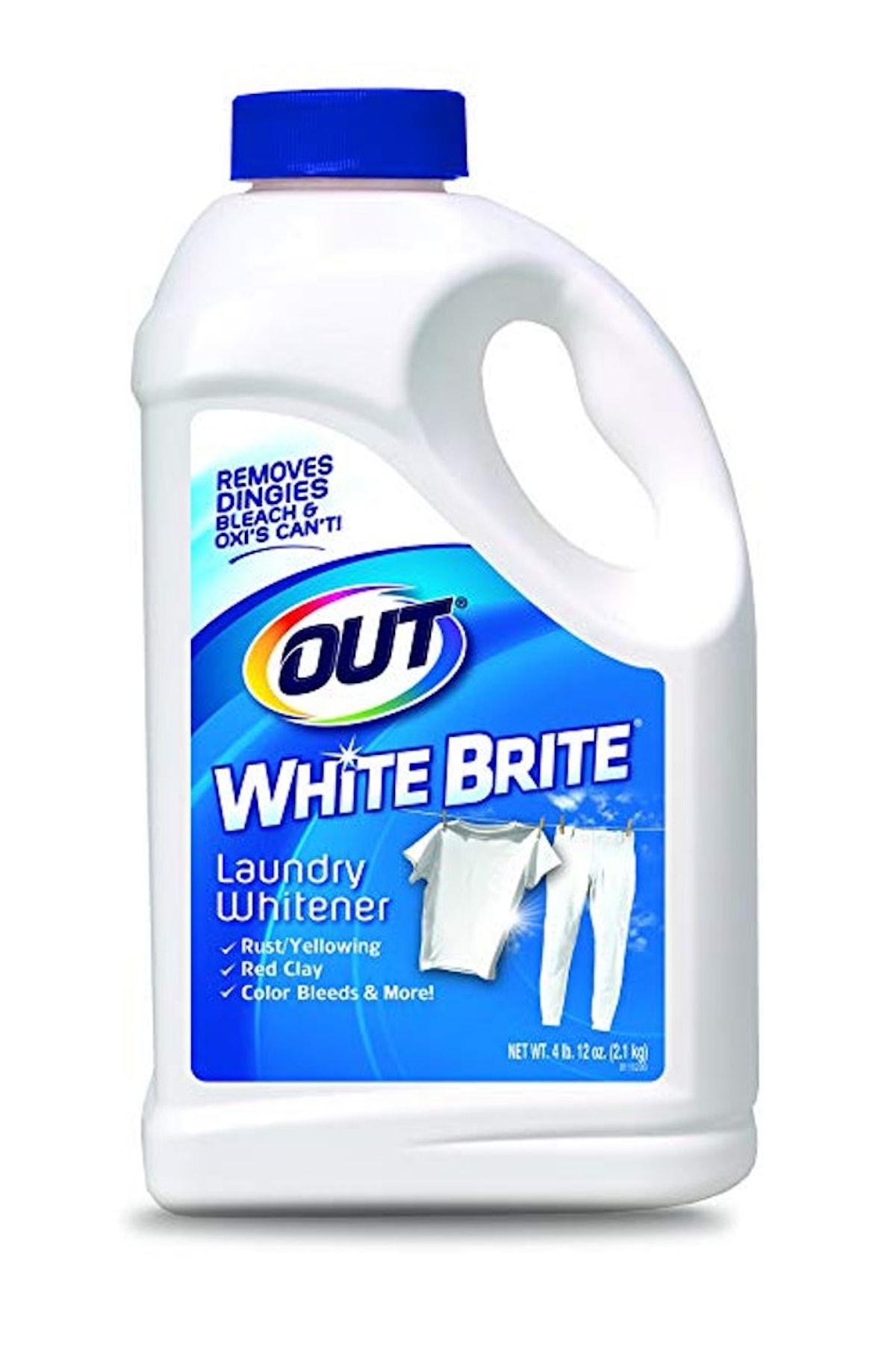 OUT White Brite Laundry Whitener