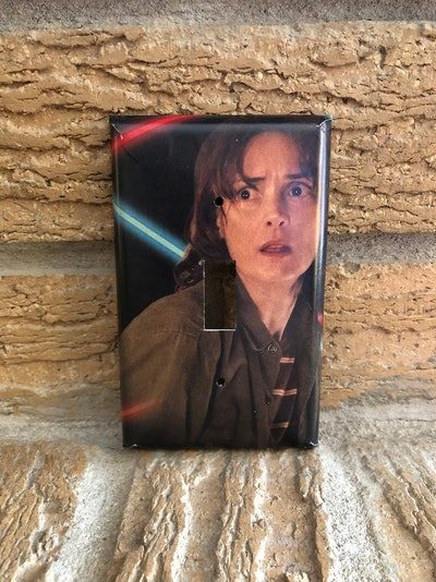 Stranger Things Light Switch Cover