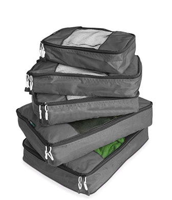 TravelWise 5-Piece Packing Cube System