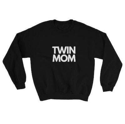 Twin Mom Sweater