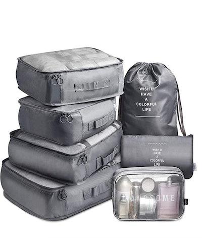 Vagreez Packing Cube Set (7 Pieces)