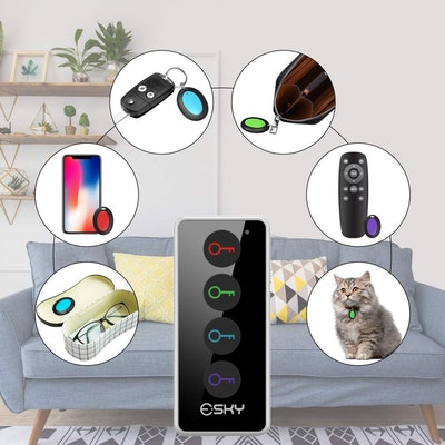 Esky Wireless Key Finder (4 Pack)