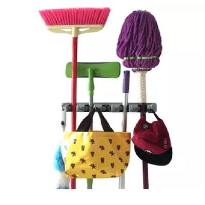 CHAMP GRIP Mop And Broom Holder