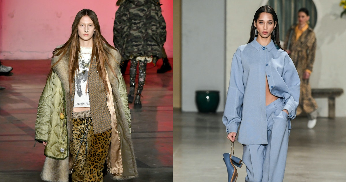 These Fall 2019 Pants Trends Will Make You Feel Comfortable (& Fancy!) AF