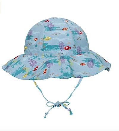 UPF 50+ UV Ray Sun Protection Wide Brim Baby Sun Hat