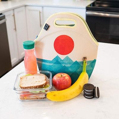 Art of Lunch Insulated Neoprene Lunch Bag