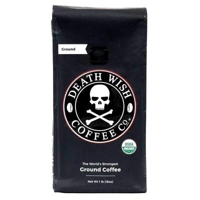 Death Wish: The World's Strongest Ground Coffee