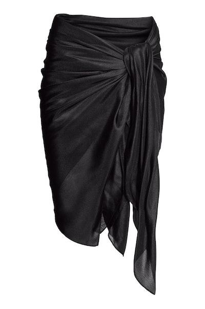 H&M Black Sarong