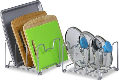 SimpleHousewares Kitchen Organizer Racks
