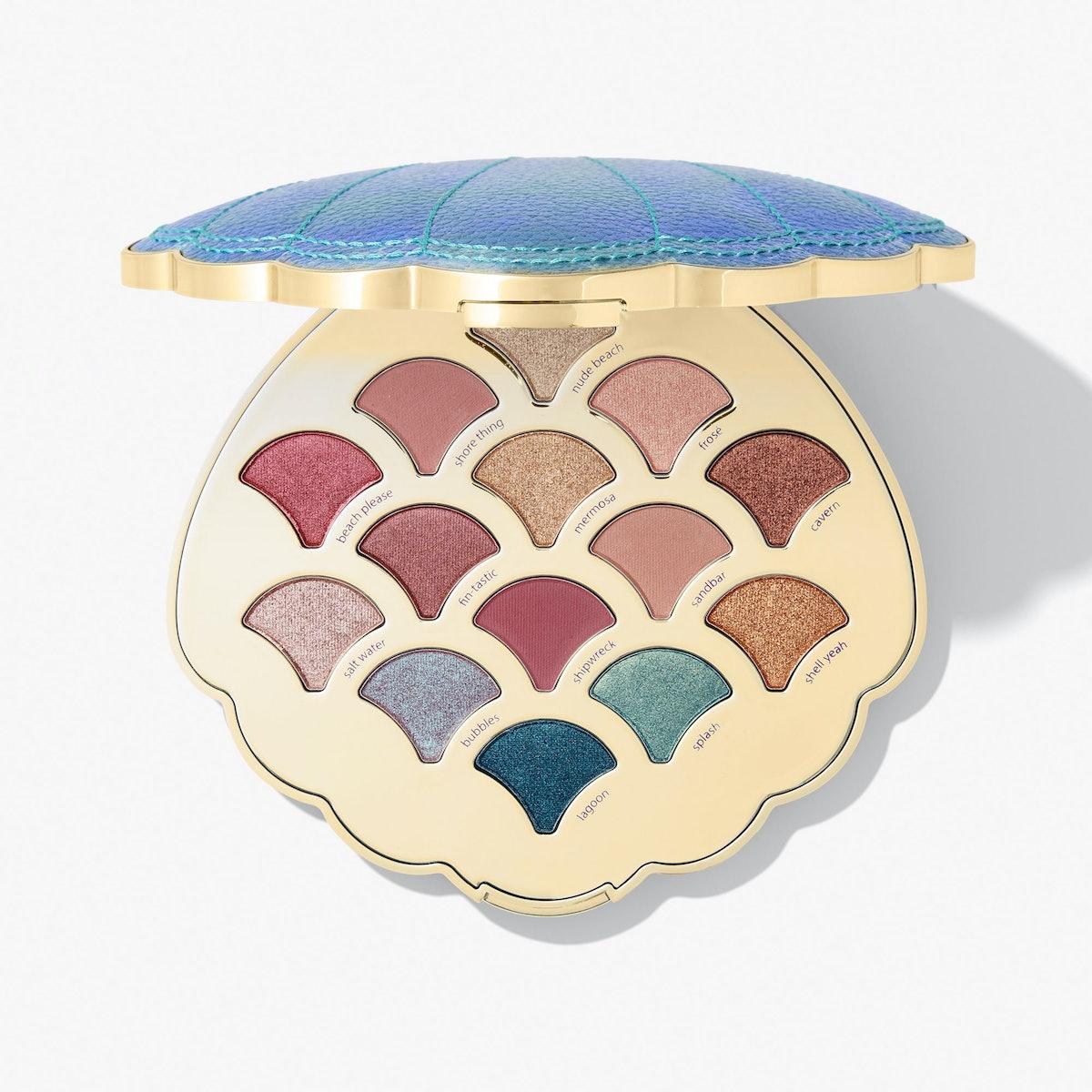 Be A Mermaid & Make Waves Eyeshadow Palette