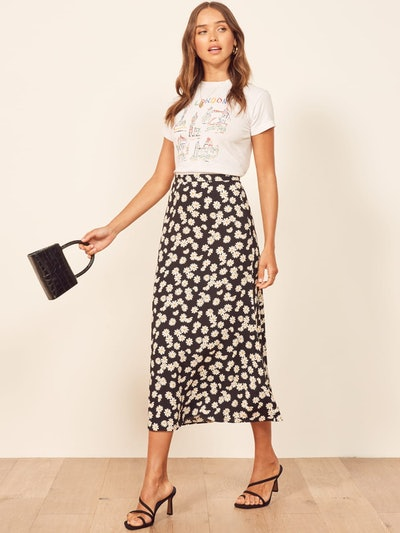 The Bea Skirt in Daisy Chain