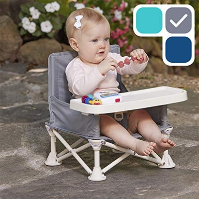 Omniboost Travel Booster Seat with Tray