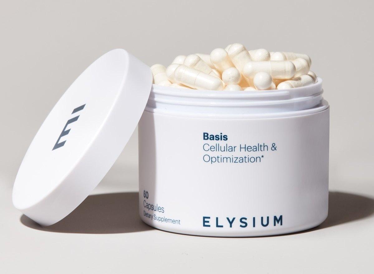 Basis NAD+ Supplement